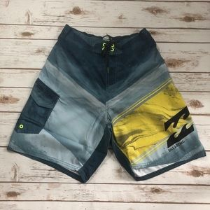🆕🔥Billabong Men Beach Shorts Hydro Size S